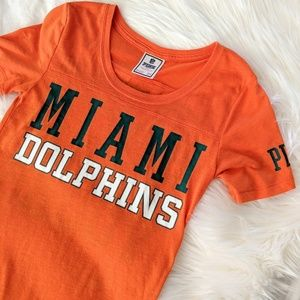 PINK + NFL Miami Dolphins T-Shirt